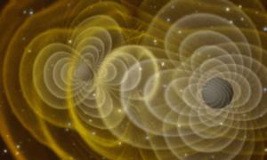 Гравитационные волны и Вселенная