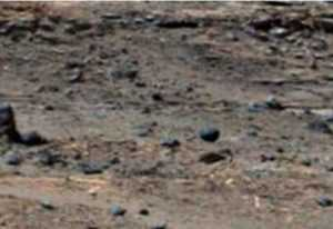 Парящий шар на Марсе