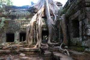 Затерянный Город Ангкор-Ват